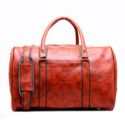 Men Holdll Duffle Travel Bag: Accessories