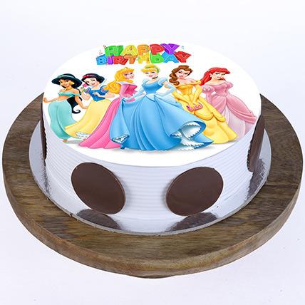 Disney Princess Cake 1: Princess Cakes
