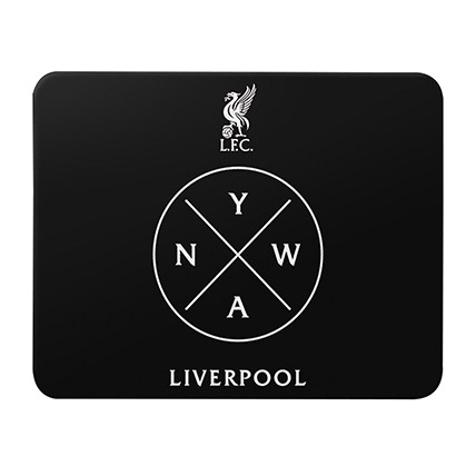 Liverpool FC You will never walk alone Mouse Pad: Unique Gifts