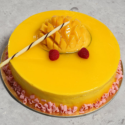 New Mango Cake: New Year Cake