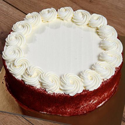 Yummy Red Velvet Cake 1Kg: Red Velvet Cake Dubai