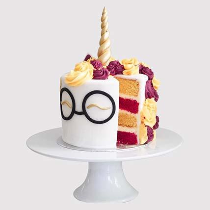 Harry Potter Unicorn Cake: Unicorn Cake Dubai