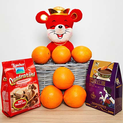 Gift Hamper For New Year: Chinese New-year Gifts