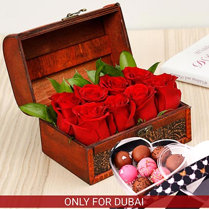 Treasured Filled Combo: Valentines Day Gifts