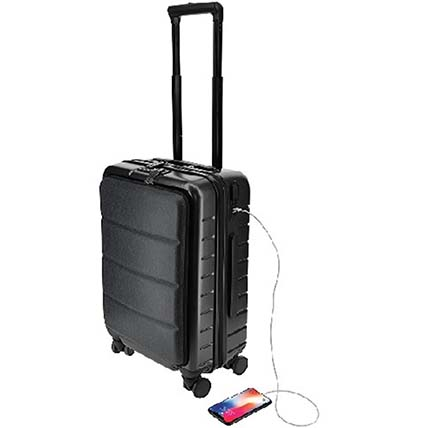 Durable Travel Trolley Bag: Travel Accessories