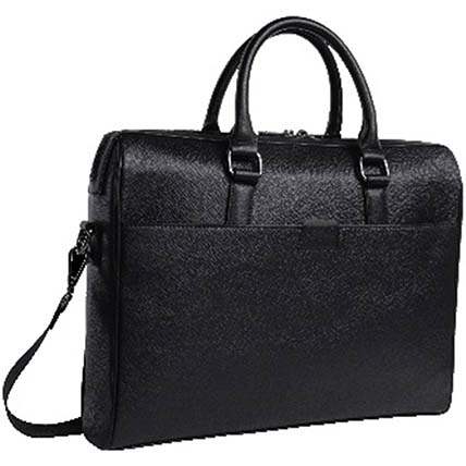 Slim and Compact Laptop Bag: Leather Bags