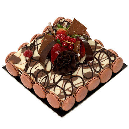 Marble Cake: Cakes Delivery in Umm Al Quwain