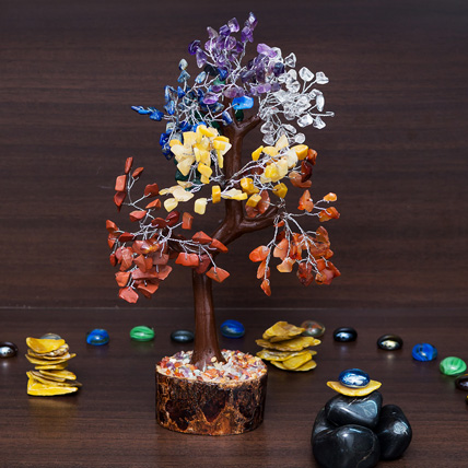 5 Chakra Wish Tree: Islamic New Year Gifts