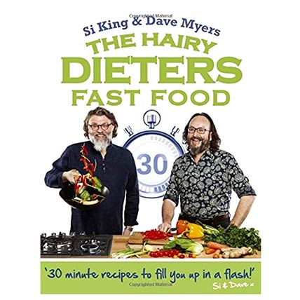 The Hairy Dieters: Books
