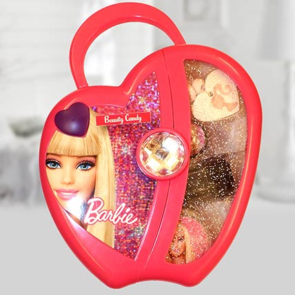 Beauty Kit Set With Candies Set of 2: