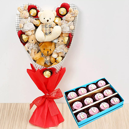 Tender Hugs and Best Mom Ever Cookies: Same Day Delivery Gifts for Mothers Day