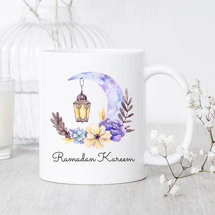 Ramadan Greetings Mug: Ramadan Personalised Gifts