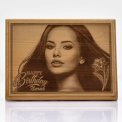 Personalised Photo Frame: Birthday Gifts to Dubai