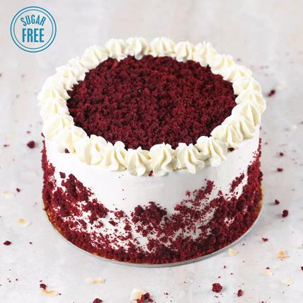 Sugar Free Red Velvet Cake: New Arrival Gifts