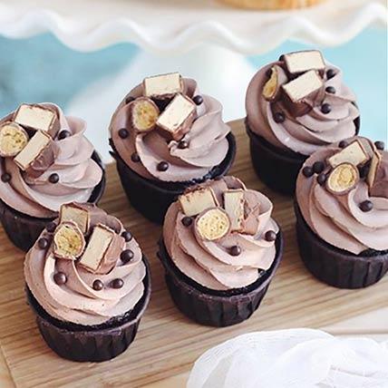 Delicious Chocolate Cupcakes: Cupcake Delivery Dubai