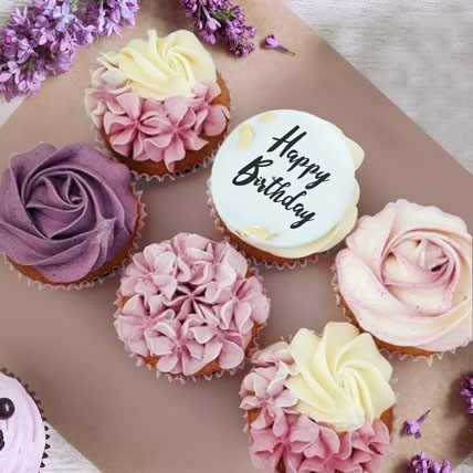 Yummy Cupcakes: Send Gifts to Dubai