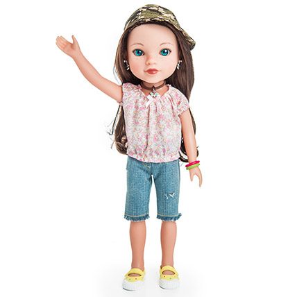 Dell From Appalachia USA Doll: