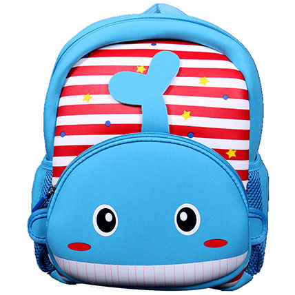 Whale Backpack For Children: Back to School Gifts