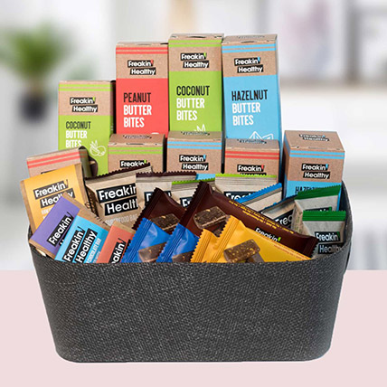 Assorted Healthy Hamper 27 Pcs: Fathers Day Gifts