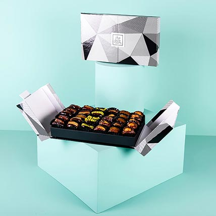 Stuffed Dates Vivid Box: Islamic New Year Gifts