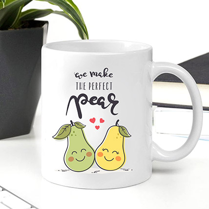 Perfect Pear Mug: Gifts for Wife