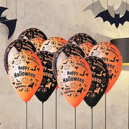 Happy Halloween Latex Balloons: Halloween Gift Ideas