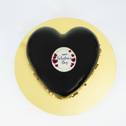 Because I Love You Cake: Valentine Cakes for Her