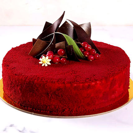 Red Velvety Cake: Anniversary Gifts For Parents