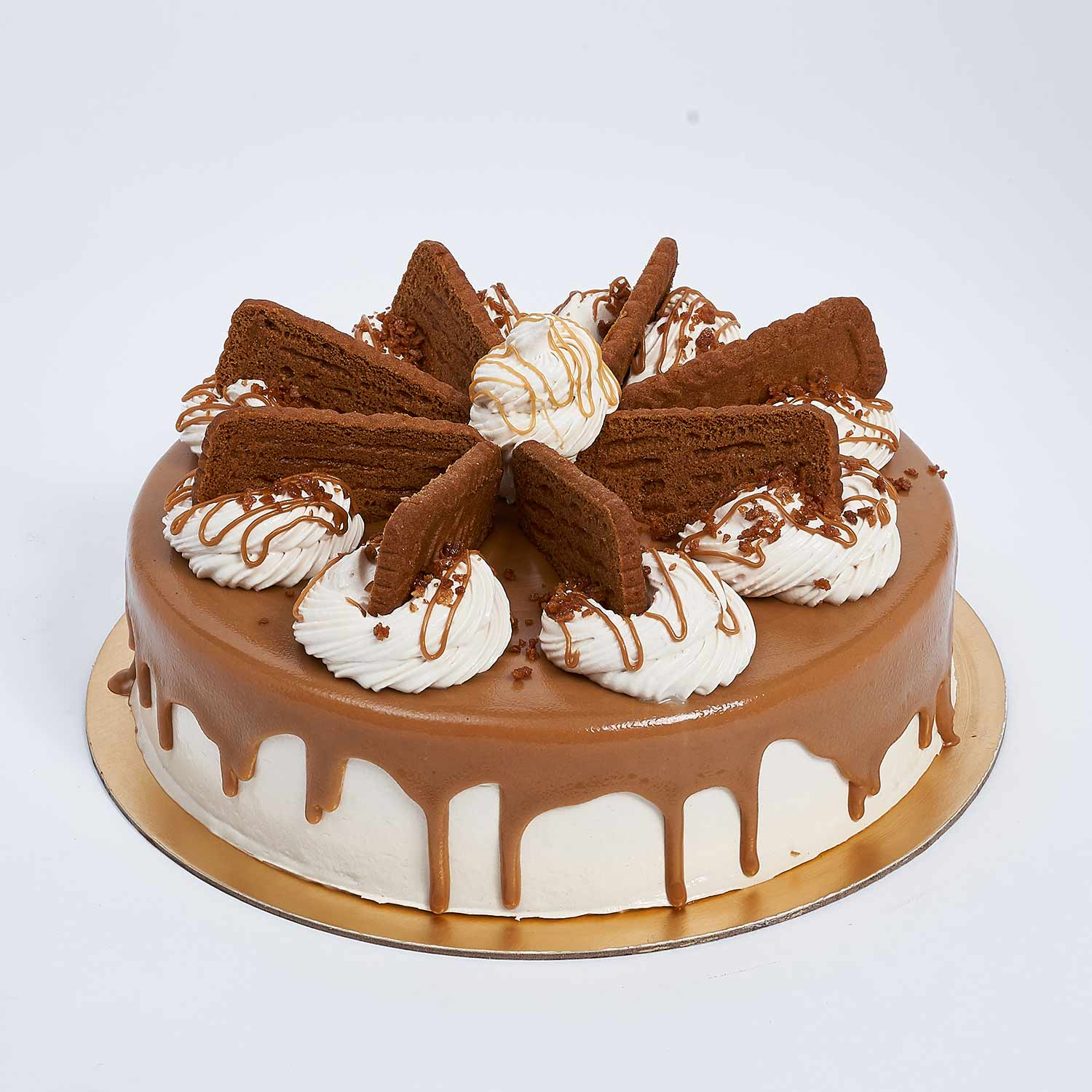 Heavenly Lotus Biscoff Cake: Cakes Delivery in Dubai
