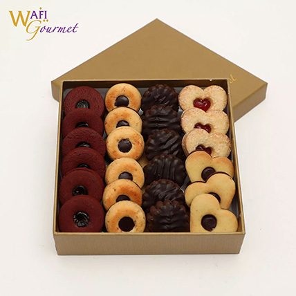 Petit Four Assorted Cookies 680g: Cookies