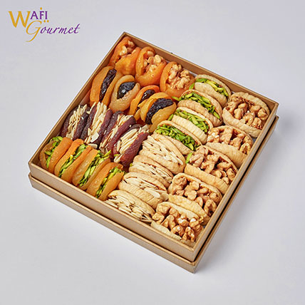 Dried Fruit Assorted Box:
