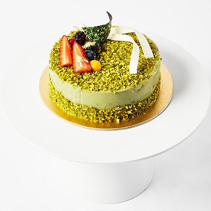Pistachio Cream Cake: New Arrival Gifts in Dubai