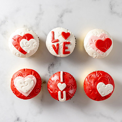 Expression of Love Cupcakes: Birthday Cupcake
