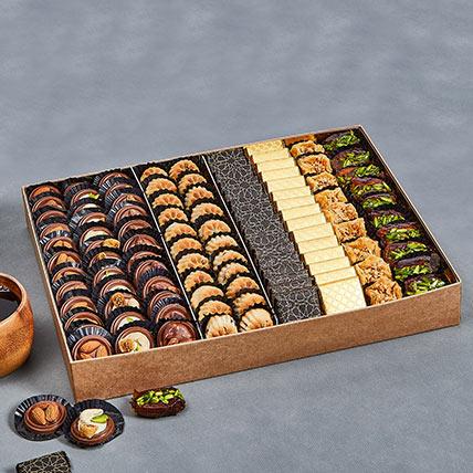Assorted Tempting Delights Box: Cookies in Dubai