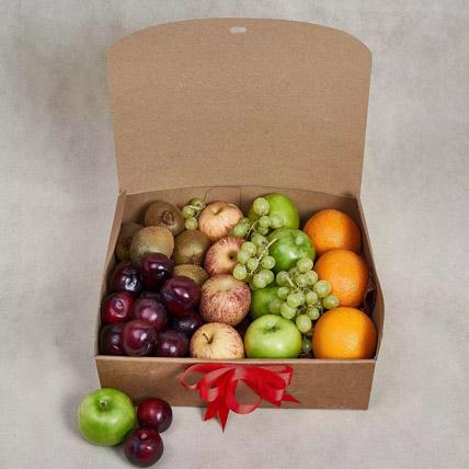 Assorted Fruits Box: Fruit Basket Dubai