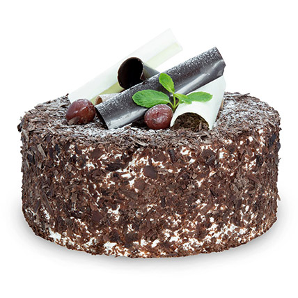 Blackforest Cake 12 Servings LB: Send Gifts to Lebanon