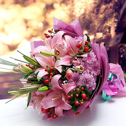Colors of Charm OM: Send Flowers to Oman