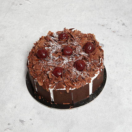 4 Portion Blackforest Cake OM: Send Cakes to Oman