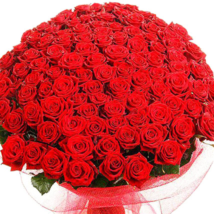 500 Red Rose Bouquet: Send Gifts To Pakistan