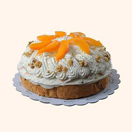 Peach Walnut Torte PH: Cake Delivery Philippines