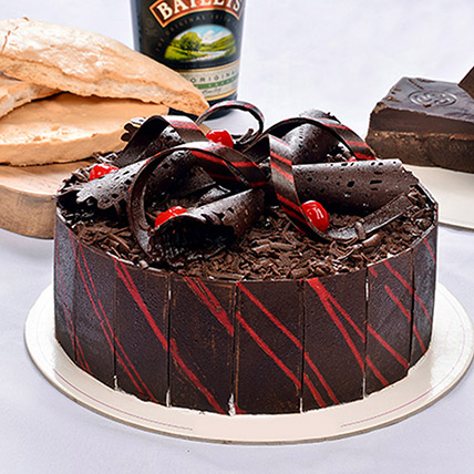 Delicious Choco Baileys Cake PH: Send Gifts to Philippines