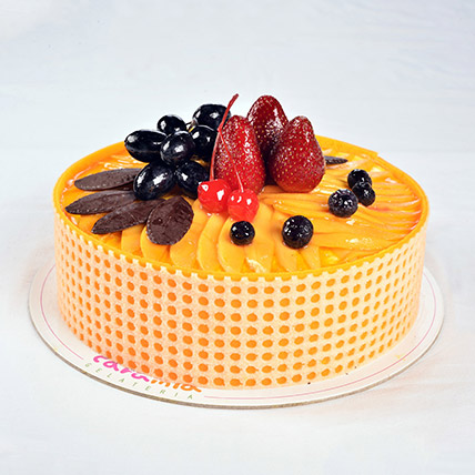 Tempting Mango Passion Cake PH: Cakes to Quezon