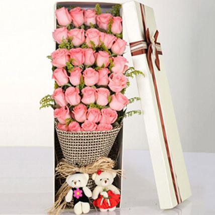 Pink Valentine PH: Flower Delivery Quezon