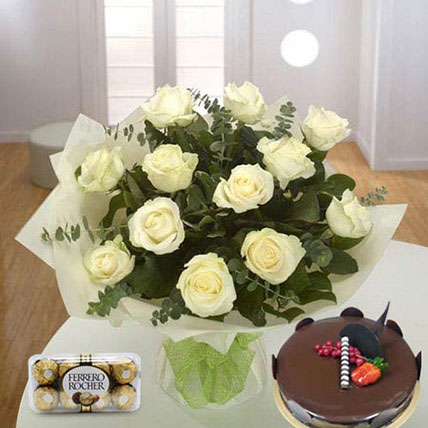 Pure Love Combo QT: Gift Delivery Qatar