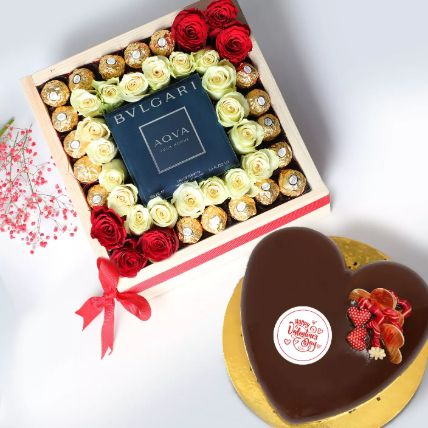 Because Your Love Makes Me Smile: Gifts To Dhahran
