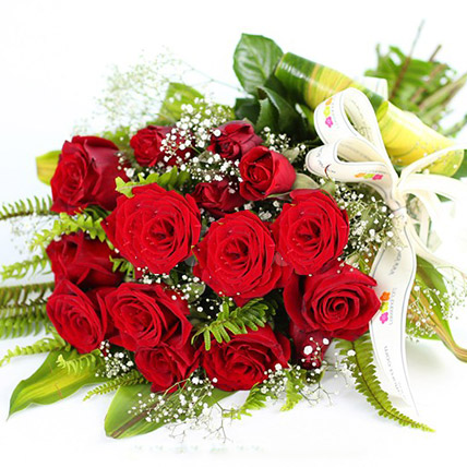 Love For Red Roses: Send Flowers To Sri Lanka
