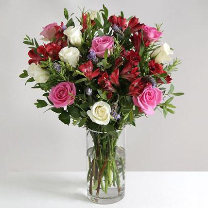 Fairtrade Majestic Floral Arrangement: Flower Delivery UK