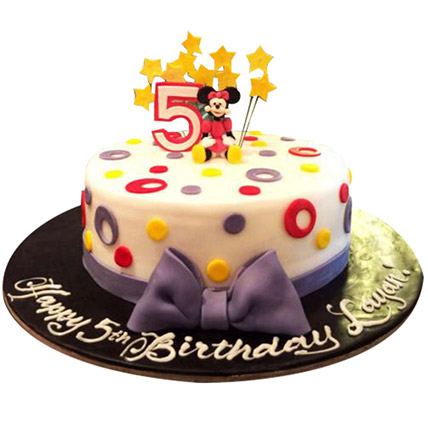 Minnie Mouse Cakes Online Order Minnie Mouse Cakes For Kids Adorable Minnie Mouse Designer Cake Decorating Kit