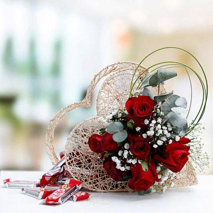 propose day flowers and chocolates