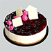 Blueberry Cheesecake 8 Portion